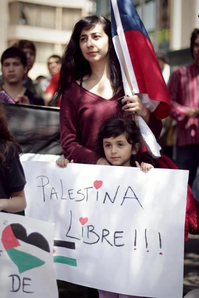 Cile for Gaza