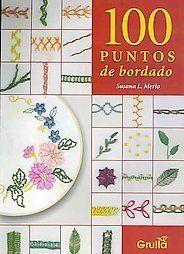 100 puntos de bordado (Spanish Edition) by Susana L. Merlo http://www.amazon.com/dp/9875202789/ref=cm_sw_r_pi_dp_pFyPwb037R50G