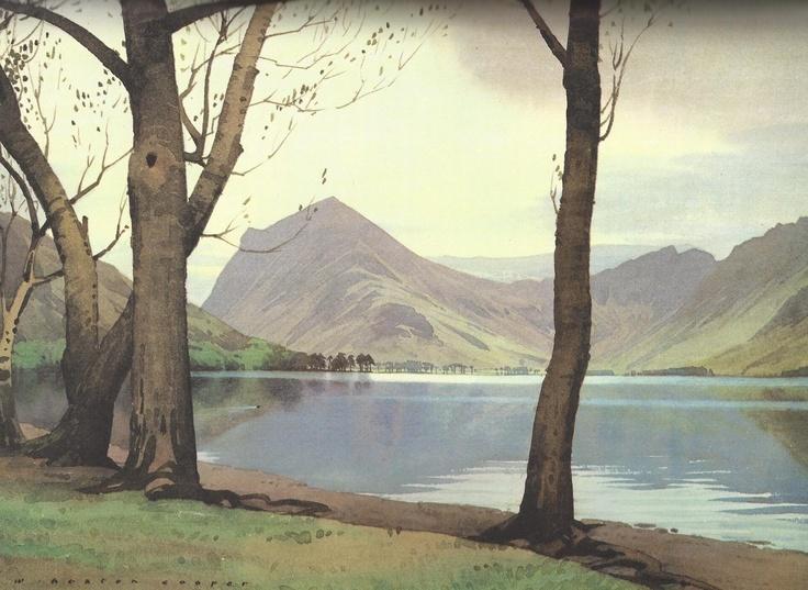 William Heaton Cooper, Buttermere