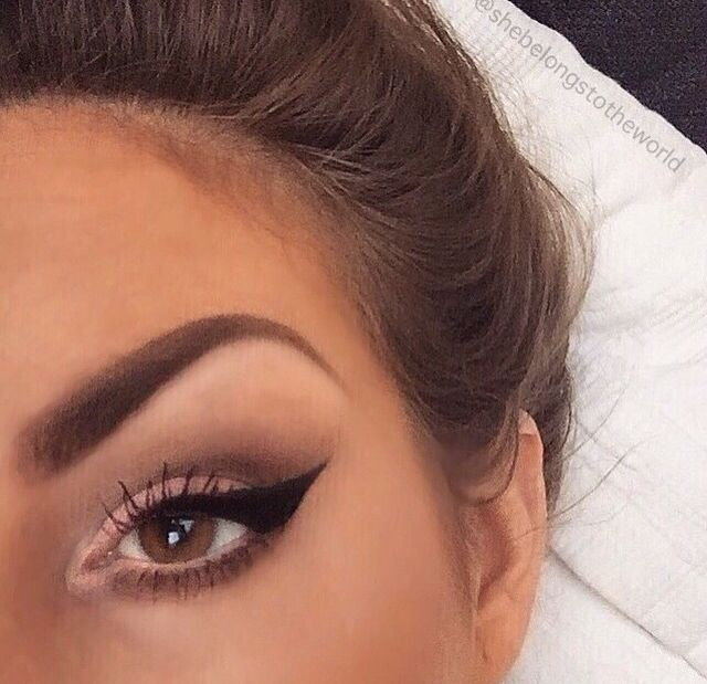 how to get good looking eyebrows