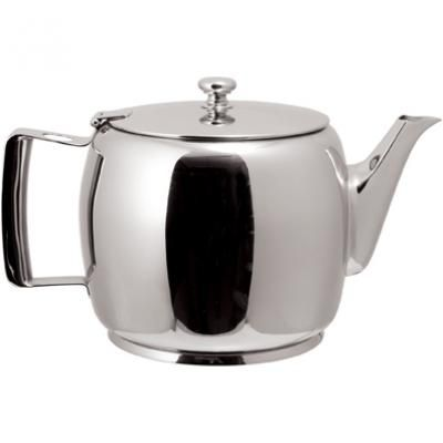 Picture of Teapot Stainless Steel Squat 2lt Elite