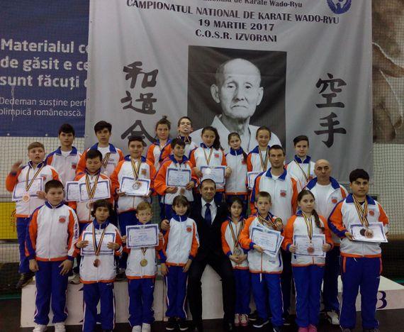 sportcampina: 36 de medalii pentru KOKKI la Campionatul Naţional...