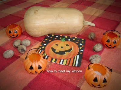 How To Meet My Kitchen: Halloween muffins