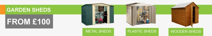 Storage for all your Garden tools