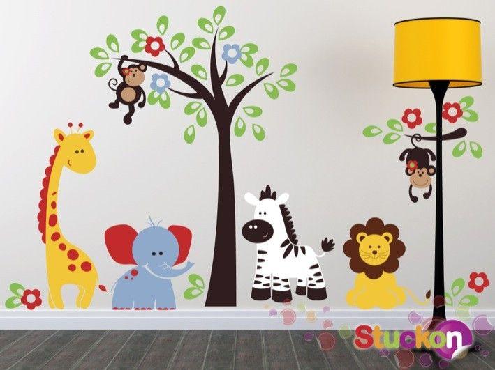 Animal Playground | stuckon.com.au