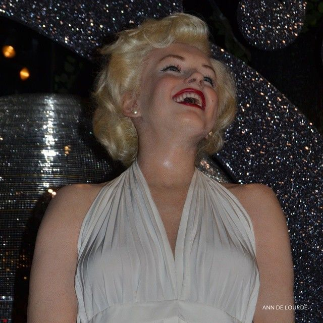 Marilyn Monroe, Summer 2013, Madame Tussauds London, England, United Kingdom.