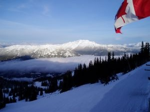 Whistler, Canada visited in 2009
