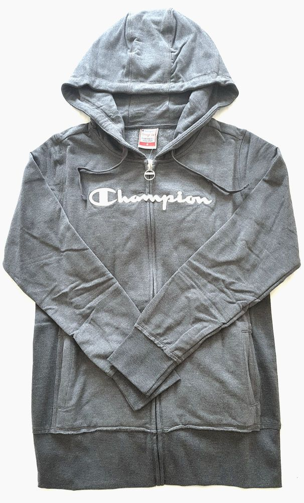 Authentic Champion Logo Hoodie Hoody