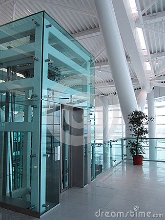 Bucharest Otopeni International Airport by Etrarte, via Dreamstime