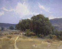 Josh Clare, Artist, Impressionist Oil Painter, oil paintings, Waterhouse Gallery, Santa Barbara California