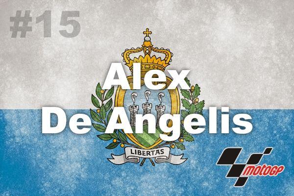 Show your support for Alex De Angelis! #motogp #sanmarino #e-motion #art