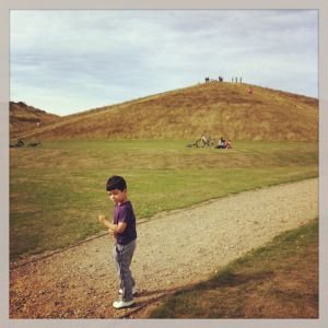 #50things - 28. Climb a Huge Hill | In The Playroom