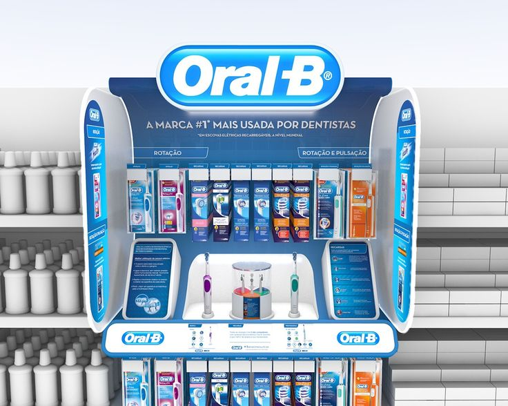 Oral B // Linear POC on Behance