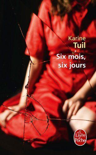 Découvrez le nouveau roman de Karine Tuil et tous les titres de la Rentrée littéraire. Cette année, les Premiers romans sont également à l'honneur sur Amazon.fr. Commandez-les dès à présent et n'hésitez pas à poster vos commentaires sur le site. Et rappelez-vous, tous nos livres sont à -5% et livrés gratuitement :    Six mois, six jours de Karine Tuil, http://www.amazon.fr/dp/2253159727/ref=cm_sw_r_pi_dp_2z2bsb03WCNNS