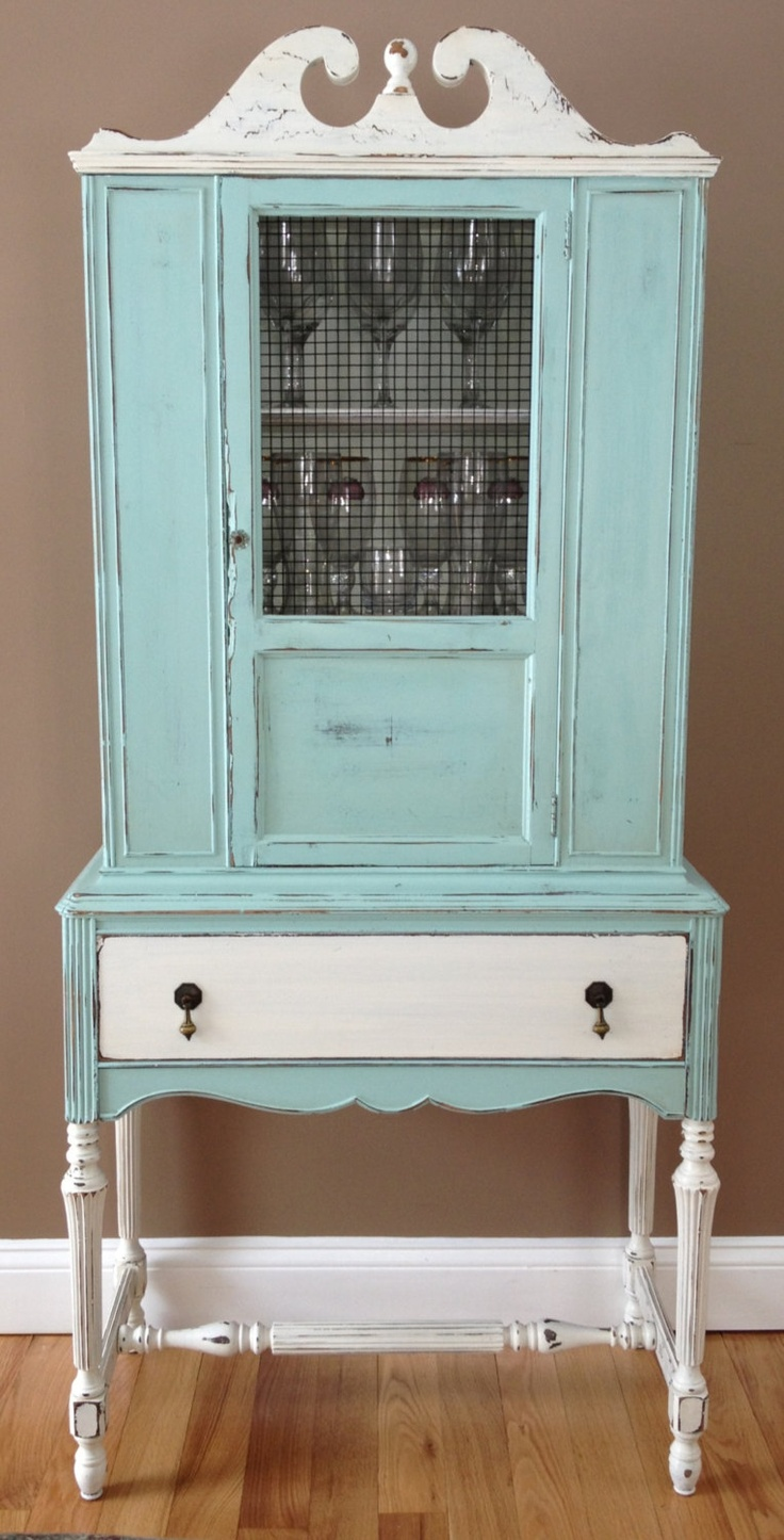 Painted furniture ideas shabby chic - Shabby Chic Hutch China By Serenitydreamdecor On Etsy 475 00 Cottage Furniturepaint Furniturefurniture Ideaspie