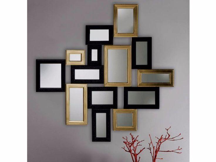 S101 Specchio Collezione Paris by Rozzoni Mobili d'Arte design Statilio Ubiali