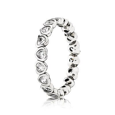PANDORA | Forever more, clear czCall 208-323-5988 to order yours today! Visit http://www.jewelrymoments.com/ for our blog and more Pandora Jewelry!