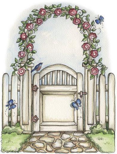 free clipart gates - photo #40