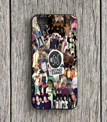 5 Second Of Summer Collage Band Music iPhone 5 | 5S Case