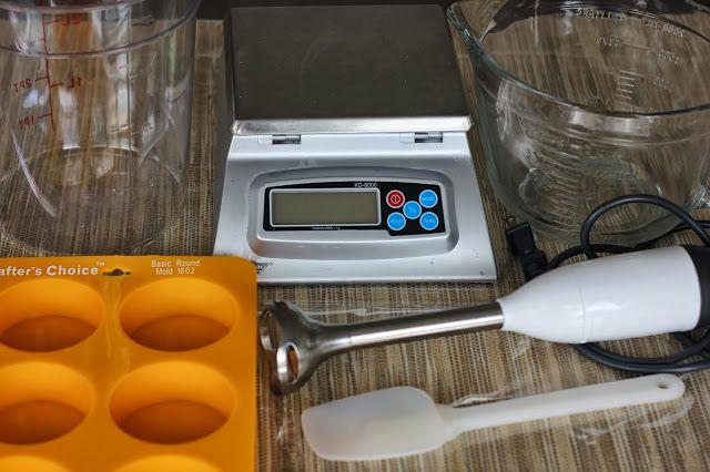 La fabrication du savon en 6 étapes