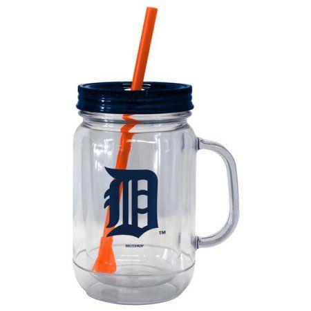 Detroit Tigers 20oz Mlb/tigers 1clr Msn Tm W/s