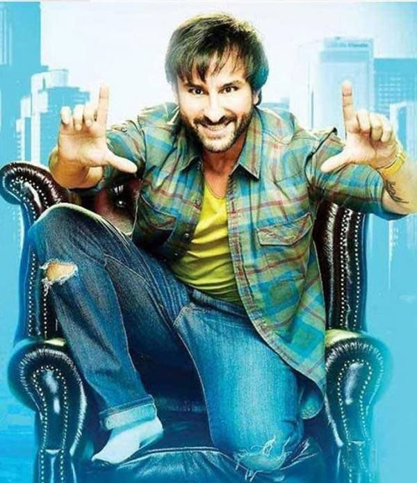 Latest Bollywood News is First Look image of Saif Ali khan in His Upcoming Hindi Movie Happy ending. Directed By Dinoo. Happy Ending Movie First Look features Star cast