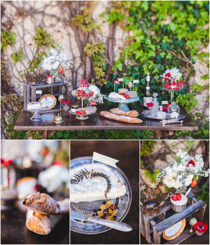 17 best ideas about buffet froid mariage on pinterest - Decoration buffet froid mariage ...