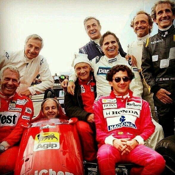 Ayrton Senna  PETIT-DIEULOIS