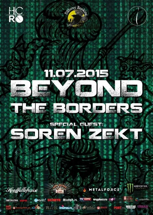 Concert Beyond the Borders si Soren Zenkt in Question Mark