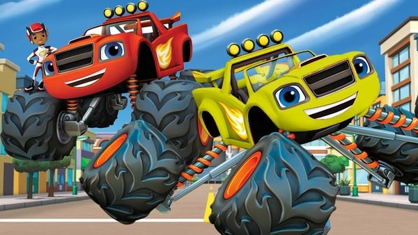 Blaze And The Monster Machines Apk For Android Free Download Com