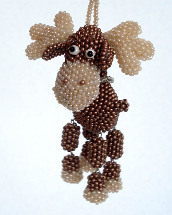 17 best images about beaded sculpture on