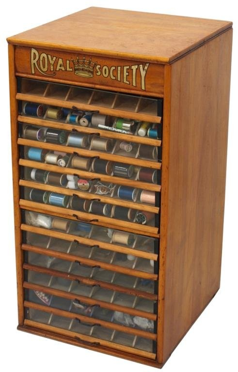 23 best Thread cabinet images on Pinterest | Sewing tools, Sewing ...