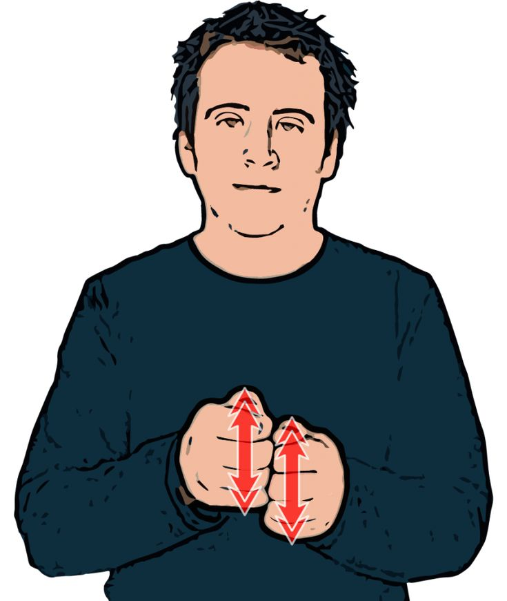 Brother - British Sign Language (BSL)