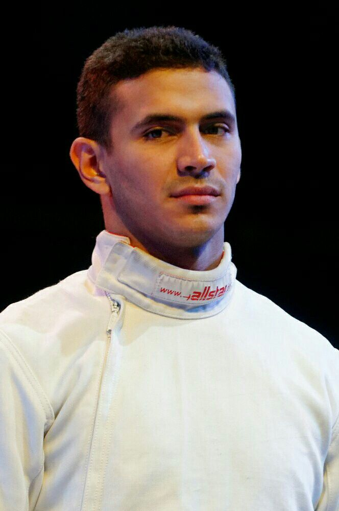 200 VENEZUELA  Rubén Dario Limardo Gascón. FENCING