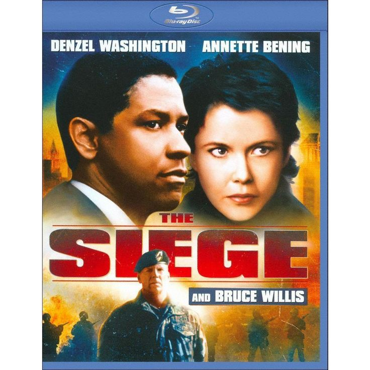 The Siege [Blu-ray], Movies