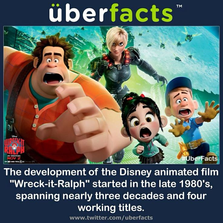 Uber facts Disney facts