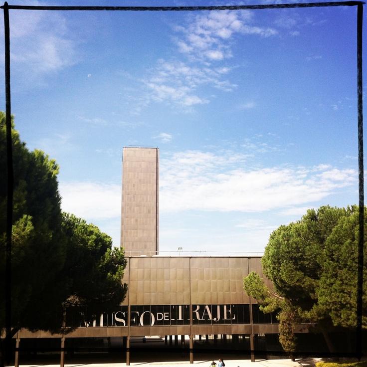 Museo del Traje. Madrid