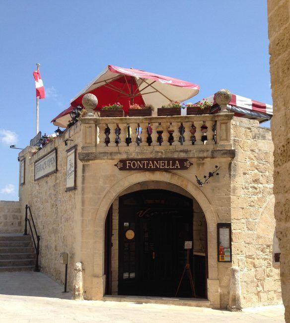 Fontanella Tea Gardens Mdina My Personal Tips For Malta Bitterballenbruid Com Malta Azure Window Valletta