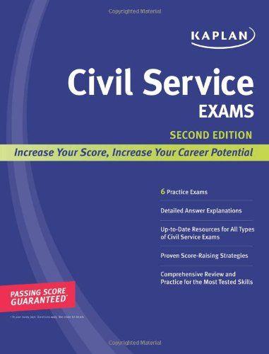 68 best test preparation books images on pinterest test kaplan civil service exams kaplan test prep by kaplan fandeluxe Images