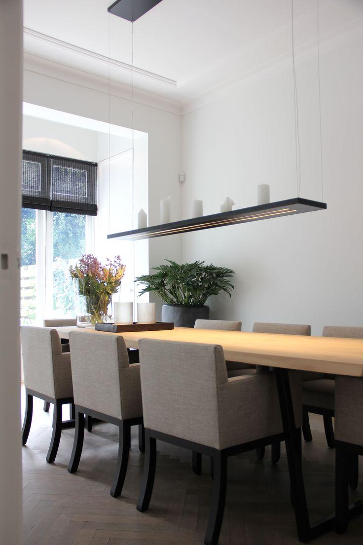 Mooie eetkamerstoelen! Clairz interior design http://www.clairz.nl