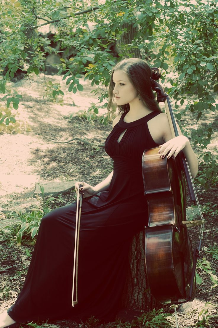 senior pictures cello - Google Search