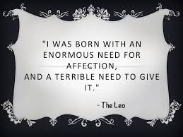 Image result for leo horoscope quotes