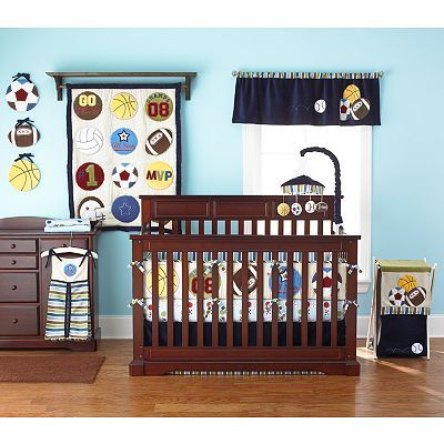 17 Best images about Sports themed nursery on Pinterest ...