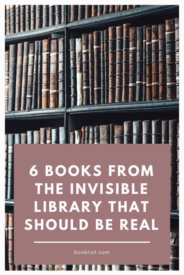 """Books from the """"Invisible Library"""" that should be real."""