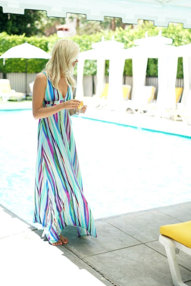 Colorful Resort Wear - Mckenna Bleu