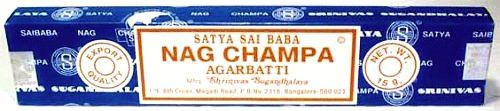 Incense Sticks, Nag Champa 15gm ISNAGS