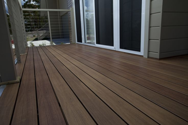 DecoDeck Kwila. Naturally beautiful Australian made, Super Durable, low maintenance decking. Timber look aluminium. #decodeck #deck #decking #kwila #timber #aluminium