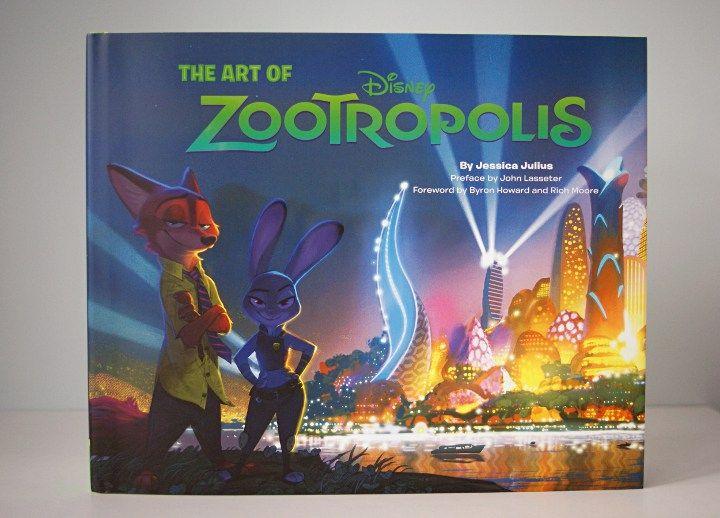 The art of Zootropolis - Disnerd dreams