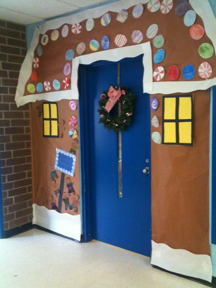 Classroom Decoration Elementary ~ Best winter door decoration ideas images on pinterest
