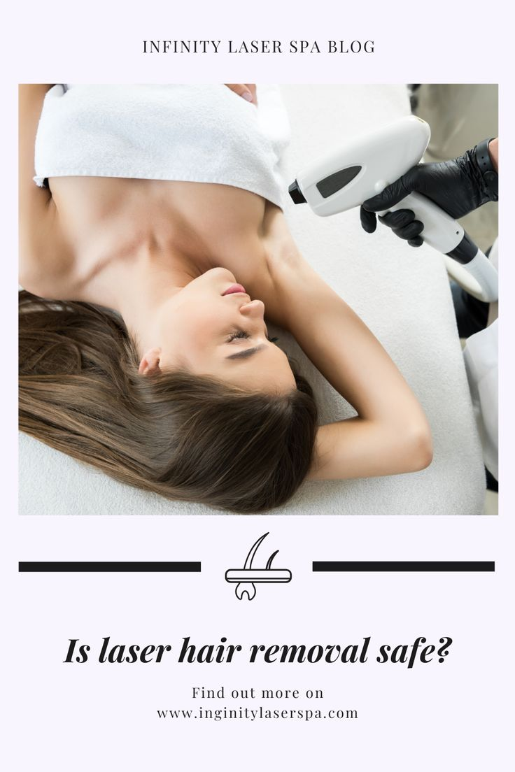 Is Laser Hair Removal Safe? Infinity Laser Spa NYC in